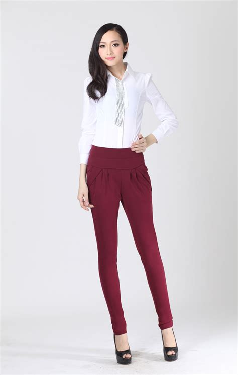 eye popping modern fashion high waist fitted cultivate your morality show thin