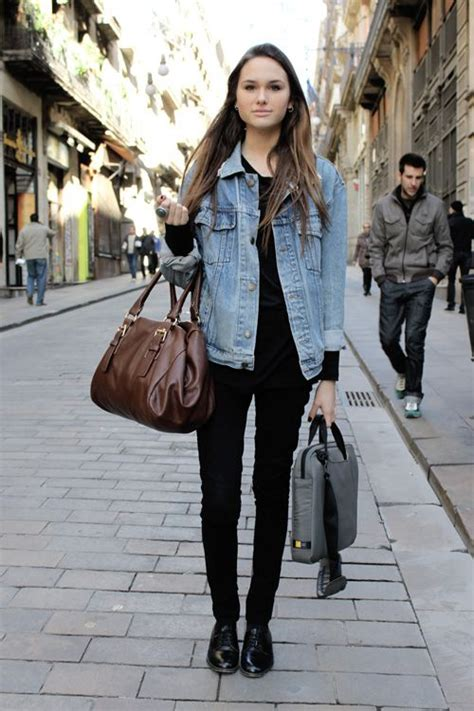 spanish street style page 59 the fashion spot barcelona street style f for fashion pinterest