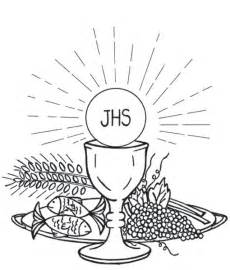 holy eucharist communion catholic coloring catholic coloring pages kids