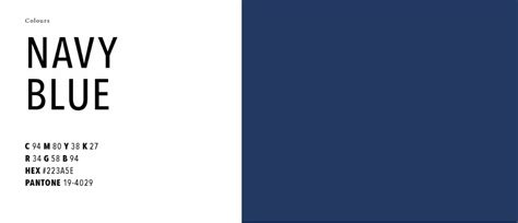 what color is navy blue trends forecast 2018 navy blue