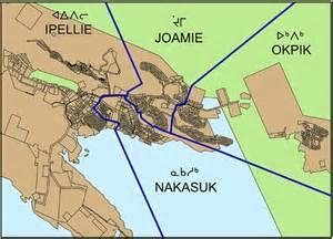 iqaluit canada map nunavut electoral district