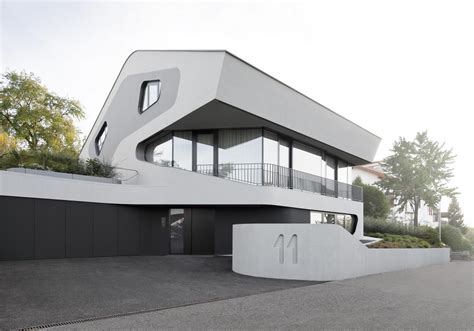 modern concrete home plans and designs reinforced concrete house with aluminum facade modern house designs