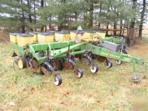 Till Planter by Deere No Till Planter Corn Soybean Yetter