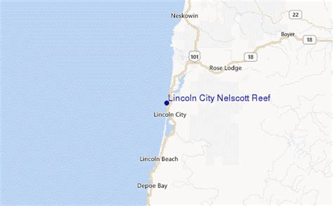 lincoln city oregon temperature lincoln city nelscott reef surf forecast and surf reports