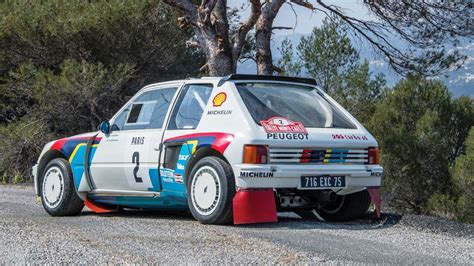 Rm Monaco 2016 1984 Peugeot 205 Turbo 16 Evolution 1
