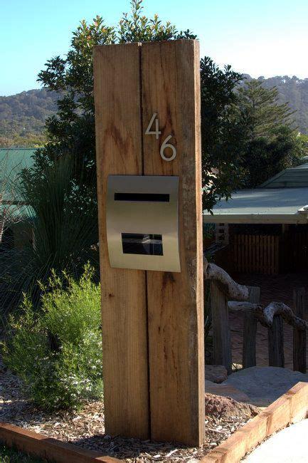 heres   designed    unusual custom mailbox