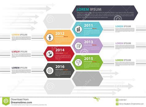 Milestone And Timeline Business Presentation Vector Milestone Presentation Template