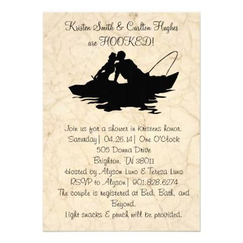 fish wedding invitations vintage fishing boat wedding invitation boats