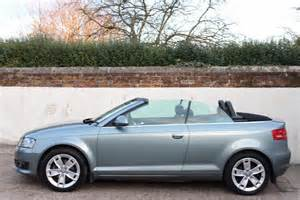 Audi A3 Convertible Sport Used 2008 Audi A3 Cabriolet 1 8 Tfsi Sport 2dr For Sale In