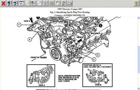 mercury 4 6 engine diagram starter location mercury free