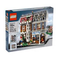 building creator lego creator expert pet shop 10218 163 133 00 hamleys for
