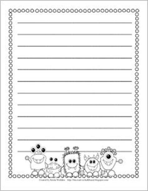 printable robot stationery 1000 images about writing paper templates on pinterest