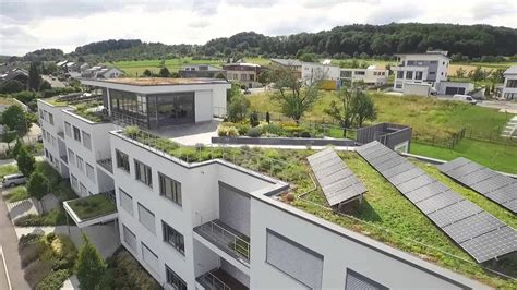 green roof green roof systems this building shows the full range youtube