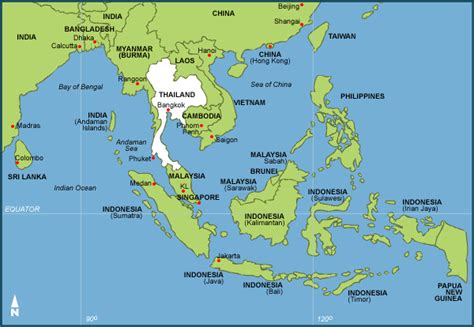 map southeast asia countries southeast asia map political