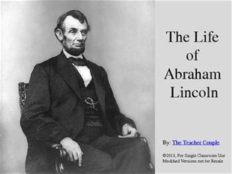 abraham lincoln biography bullet points 382 best powerpoint prezi images on pinterest classroom