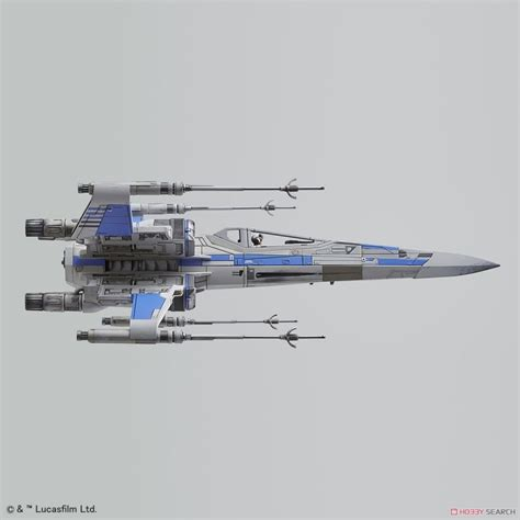 Wars Blue Squadron Resistance X Wing Fighter Bandai bandai wars the last jedi blue squadron resistance x