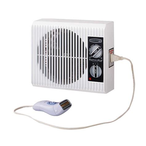 1500 watt convection electric portable heater and fan seabreeze off the wall 1500 watt electric portable heater