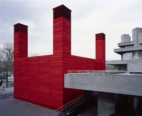 The Shed Theatre by The Shed National Theatre E Architect