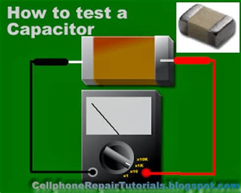 how to test a capacitor on a digital multimeter how to test capacitor pdf 28 images how to build a simple analogue capacitance meter gcse d