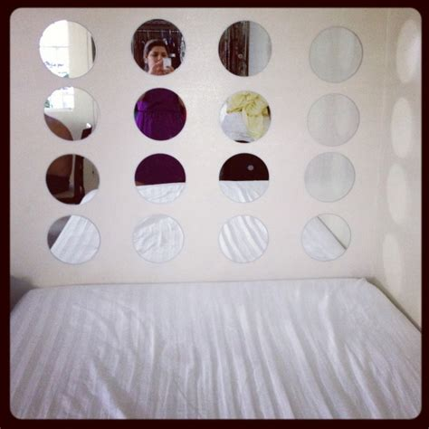 diy mirrored headboard 276 best images about home decor on mirrored