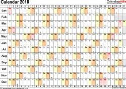 United Kingdom Uk Calendario 2018 Calendar 2018 Uk 16 Free Printable Word Templates