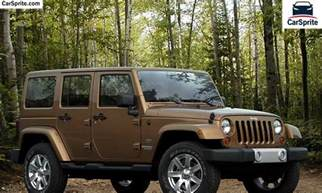 Wrangler Jeep Price Jeep Wrangler 2017 Prices And Specifications In Bahrain