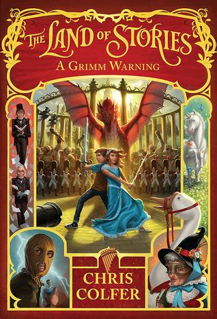 the land of do as you books a grimm warning the land of stories 3 by chris colfer