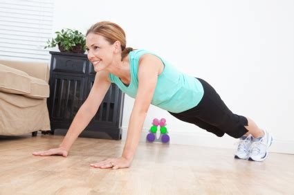 home based exercise program improves recovery following