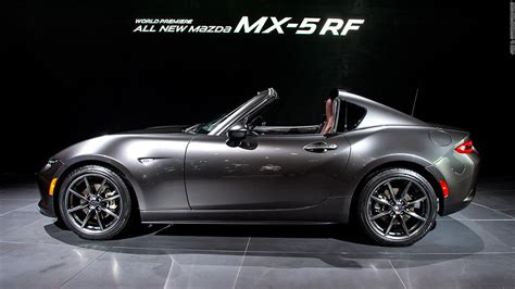 new auto mazda mx 5 rf cool cars from the new york auto show