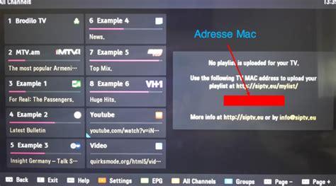 samsung smart tv iptv app abonnement smart iptv pour samsung smart tv 12 mois