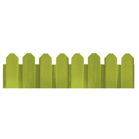 bordures plastique pour jardin bordure de jardin plastique vert country jardin et saisons