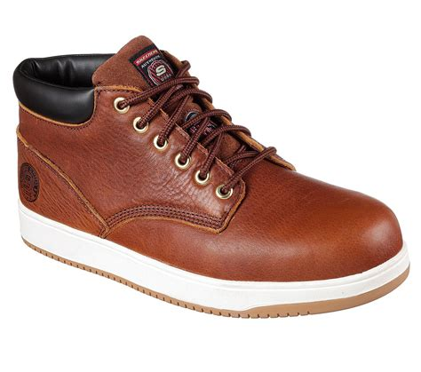 skechers work boots for buy skechers work ossun amokine st work shoes only 90 00