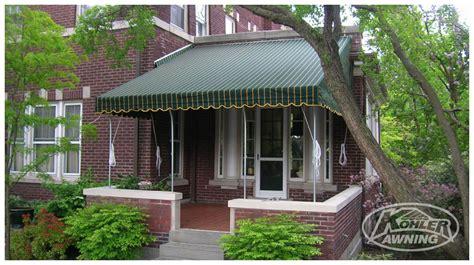 kohler awnings classic traditional style fabric awnings kohler awning