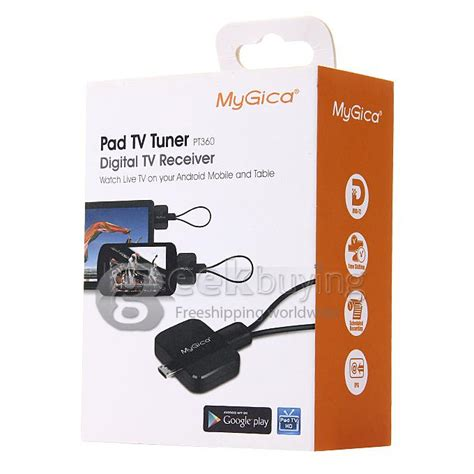 Tv Pad Tuner geniatech mygica dvb t2 android tv tuner pt360 dvb t2 pad tv receiver