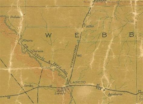 santo texas map coal mining in las minas