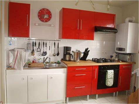 desain dapur minimalis warna merah 46 desain dapur minimalis mungil terbaru dekor rumah