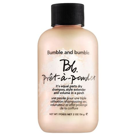 Bumble And Bumble Hair Powder by Hair Tips For Greasy Hair 5 Shoos That Really Work