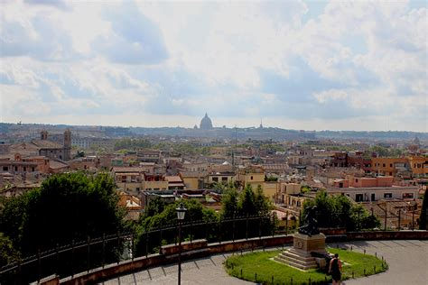 best view in rome rome s best views for free travellous world