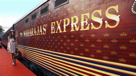 maharajas express bags world s leading luxury train award maharajas express india world s leading luxury train