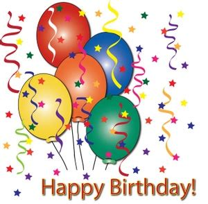 HAPPY BIRTHDAY! Launched June 7, 2010, SSEP Turns 2 | SSEP ... Yahoo Birthday Clip Art
