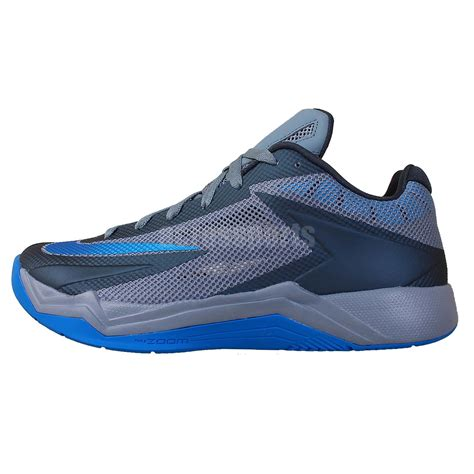 Sepatu Sneakers Nike Zoom Grey Made In New nike zoom xdr grey blue 2014 new mens basketball shoes sneakers ebay