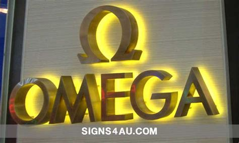 led stainless steel backlit advertising signs stainless