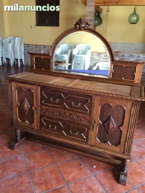 pareja muebles antiguos restaurados milanuncios