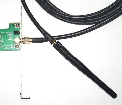 Antena Wifi Router cable antena wifi 5metros hembra alargar antena latiguillo wireless router ebay