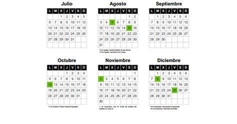 Calendario Festivo 2015 Catt Global Salcai Utinsa S A
