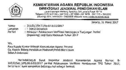 contoh surat pernyataan tanggungjawab mutlak sptjm ini dia jadwal pelaksanaan verifikasi pembayaran tunjangan