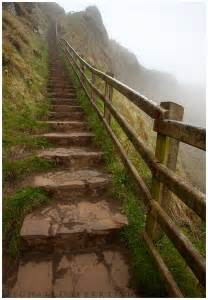 Stairs Northern Ireland by Steps To The Ireland Sky By Michael Dalberti On Deviantart