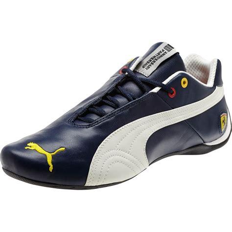 Ferrari Schuhe by Puma Ferrari Future Cat 10 Leather Men S Shoes Ebay