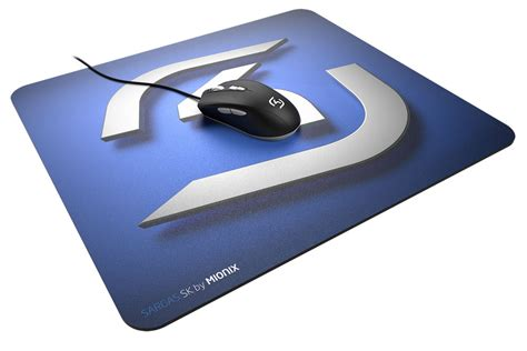 Promo Smooth Mouse Pad mionix sargas 450 sk microfiber gaming mousepad