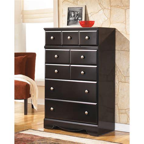 ashley shay dresser with mirror ashley shay 5 drawer chest dressers home appliances